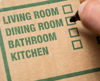 Moving box Checklist