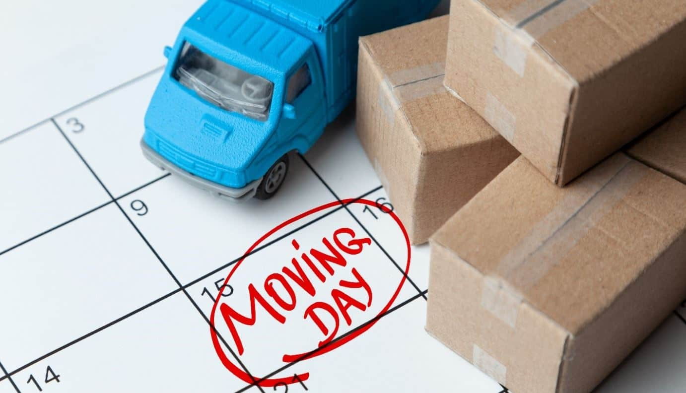 The Most Popular Day to Move