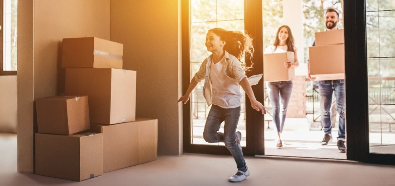What to Expect When Moving to a Bigger House