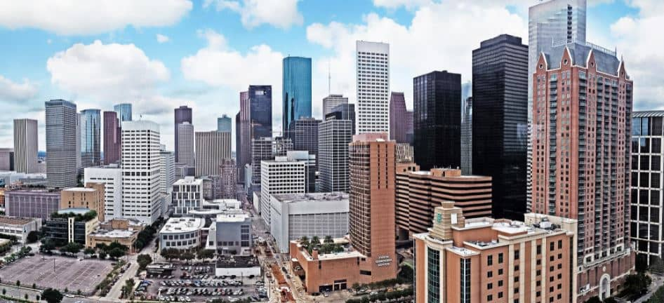 Changes in Houston rent 2019 from Move Matcher