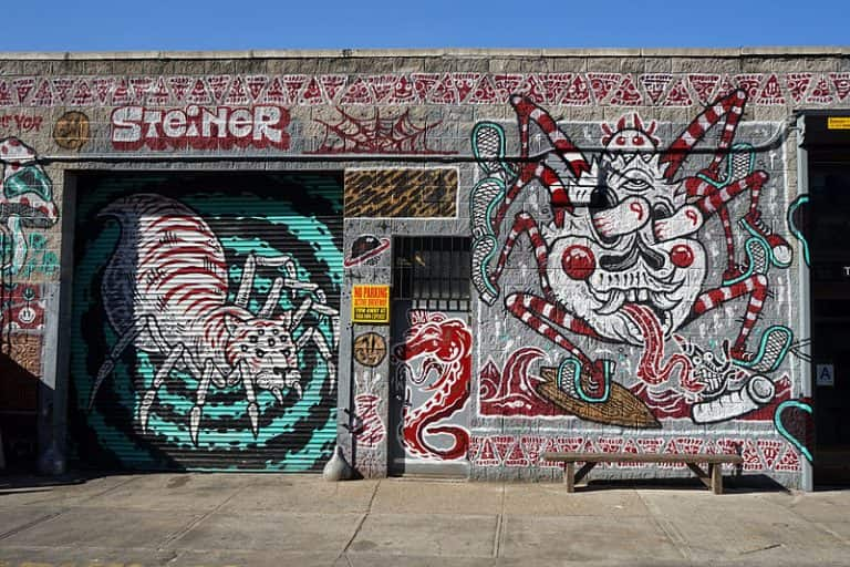 Bushwick Brooklyn as one of the best New York neighborhoods