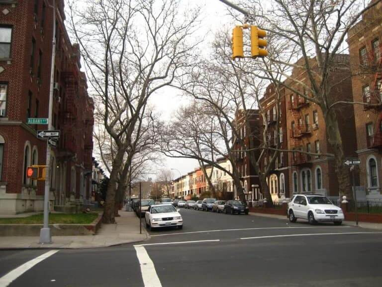 Affordable neighborhood in NY is Crown Heights