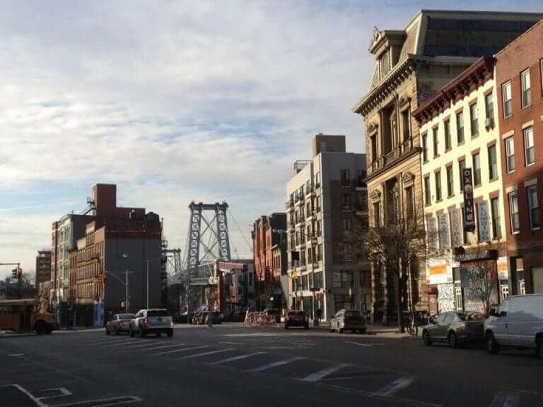 Williamsburg Brooklyn as one of the best New York neighborhoods
