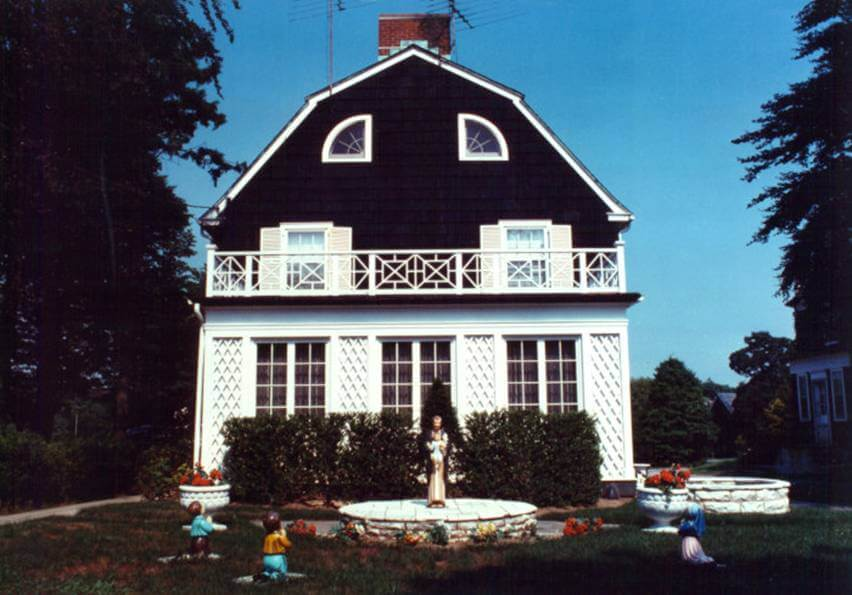 Amityville Horror House Amityville, known as a haunted house