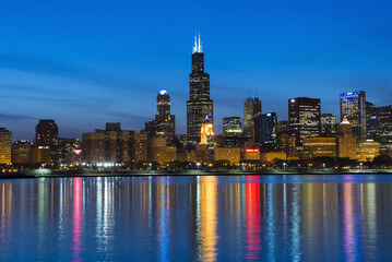 Where Are People Moving Within Chicagoland?