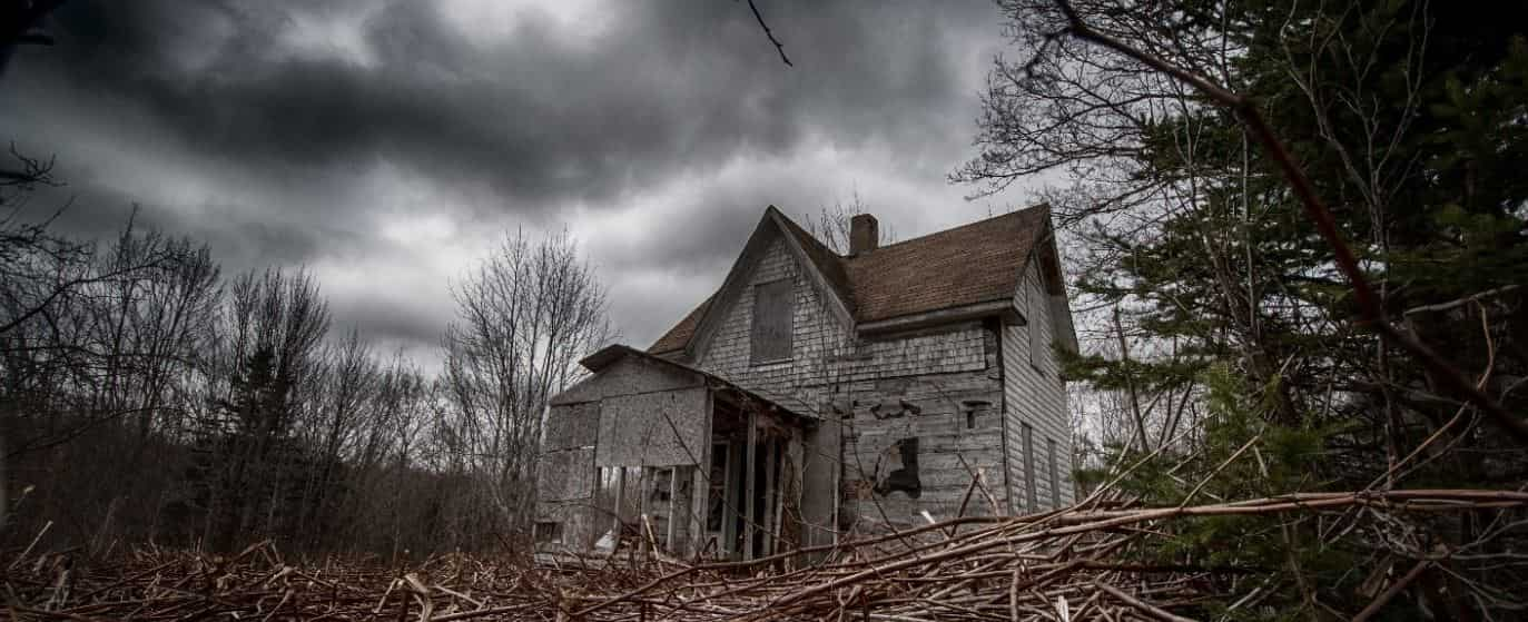 How to Avoid Moving into a Haunted House
