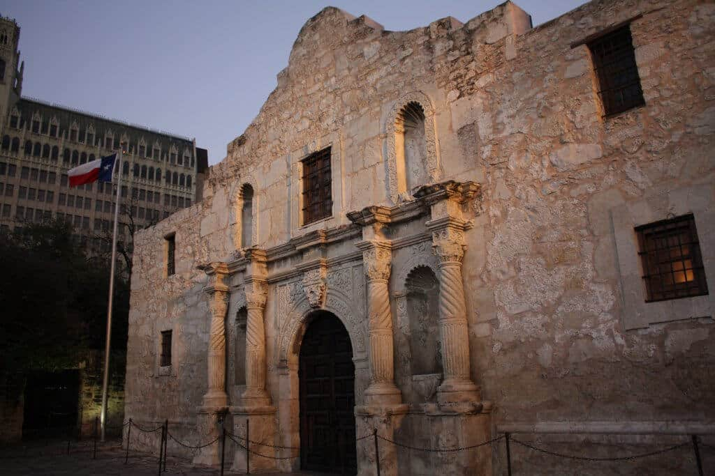 San Antonio's beautiful architecture