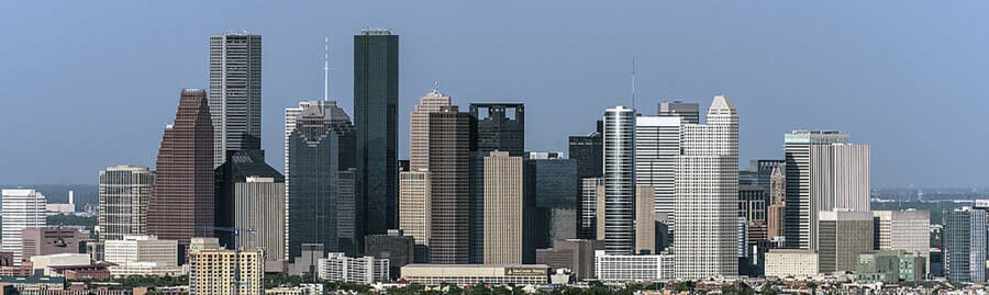 Houston architectural buildings