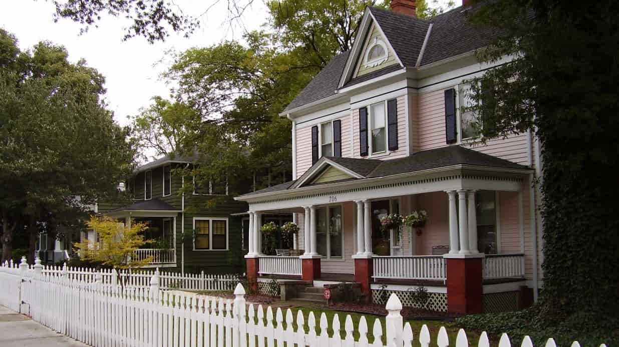 Houses in DFW