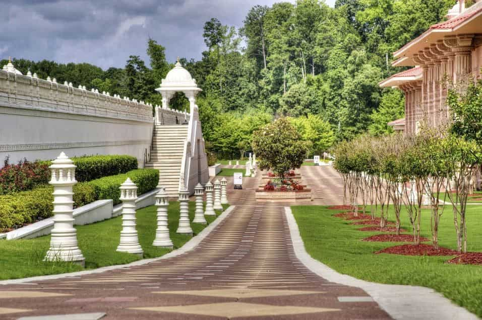 Brookwood Hills is one of the safest Atlanta neighborhoods