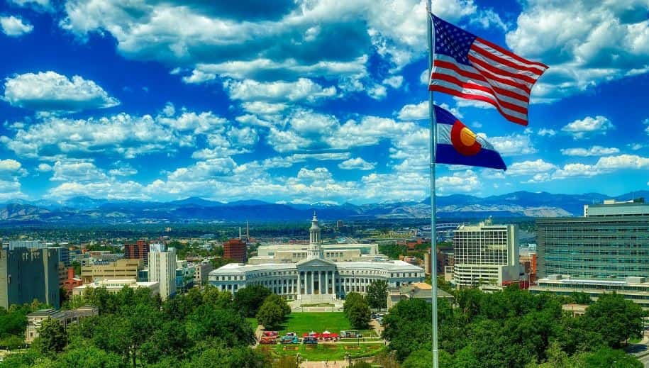 Capitol HIll is home to the Colorado State Capitol