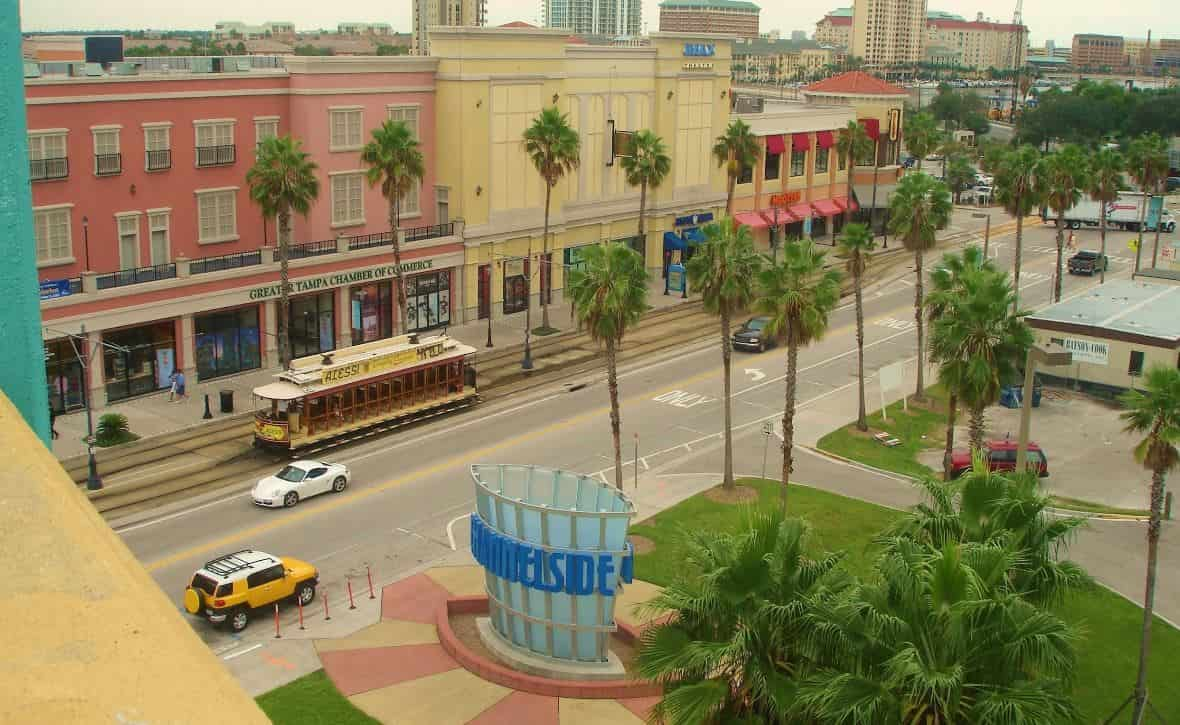The Channel District is one of the best neighborhood options for Tampa
