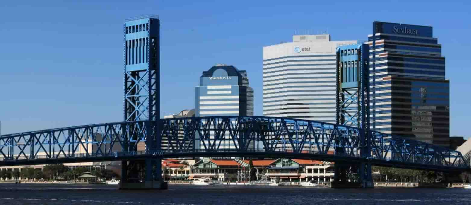 Jacksonville in Florida