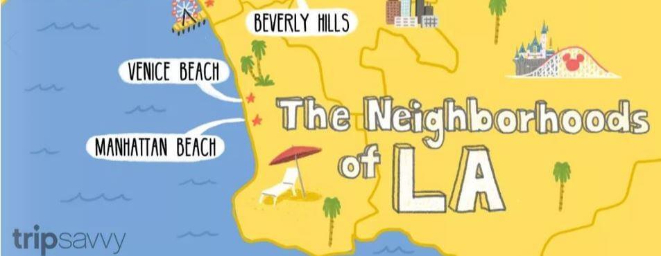 Los Angeles Best Neighborhoods for Millennials in 2019