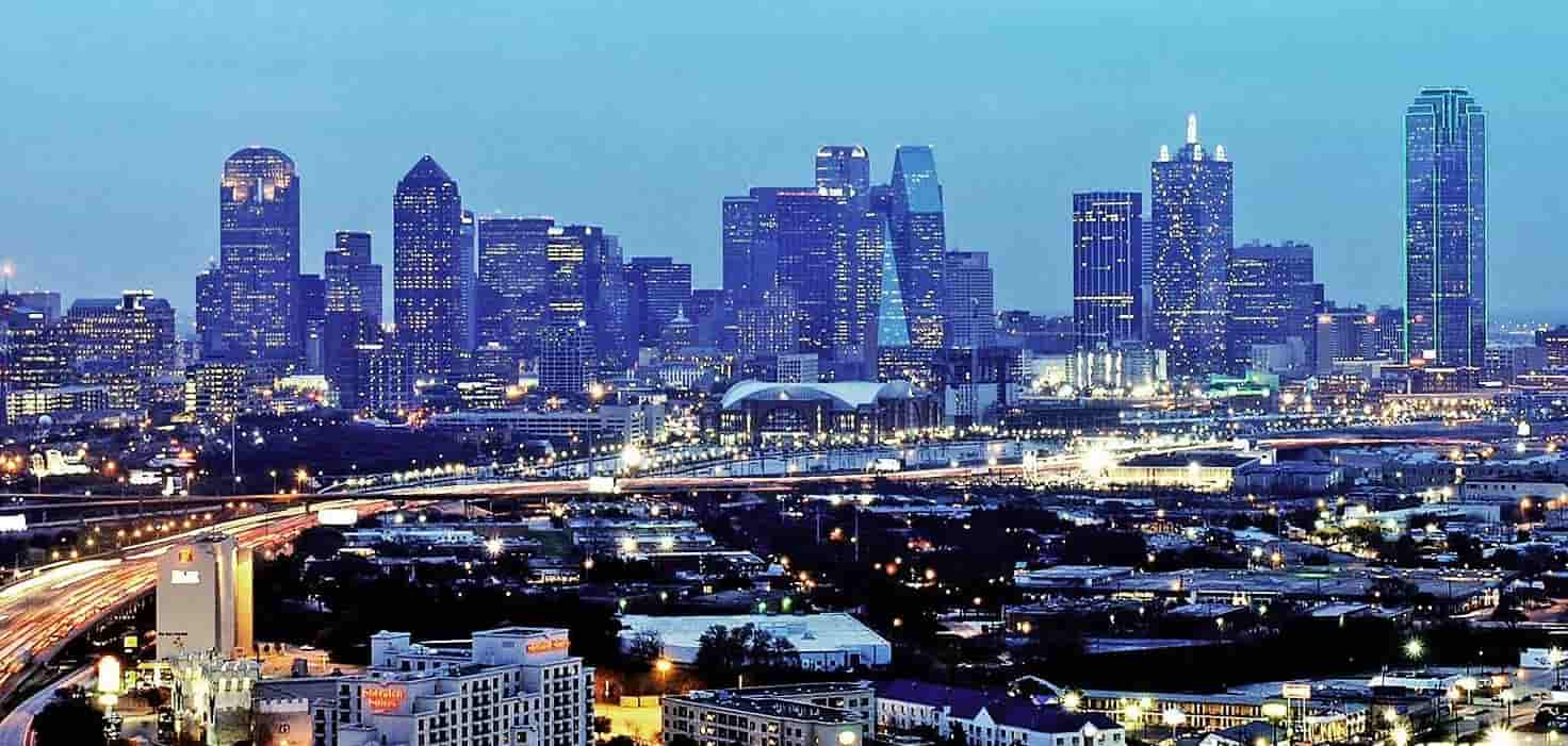 Changes in Rent: Dallas Fort Worth in 2019