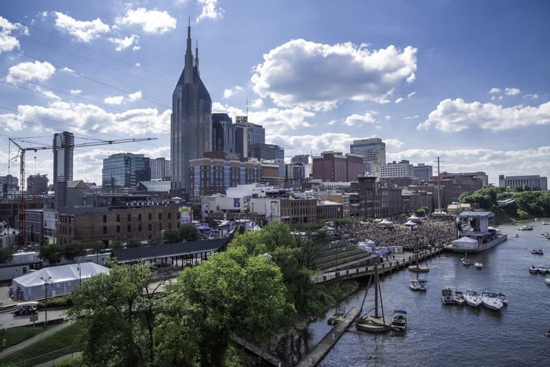 5 of Nashville's Best Neighborhoods for Millennials in 2019