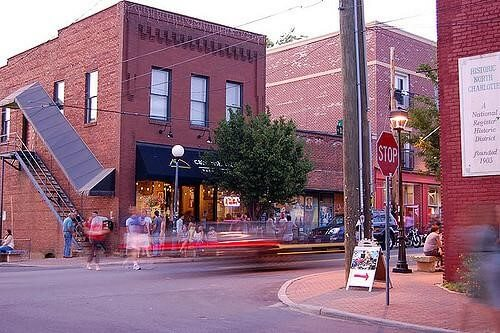 North Davidson, better known as NoDa, is one of the best Charlotte neighborhoods to visit or live