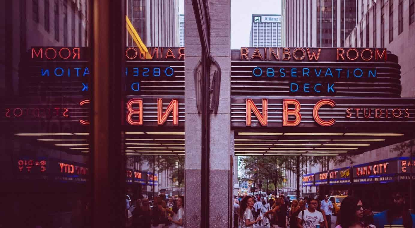 New York City NBC Studios