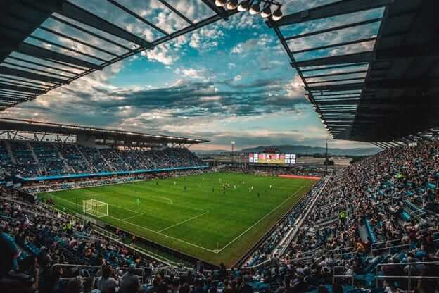 Avaya Stadium in San Jose