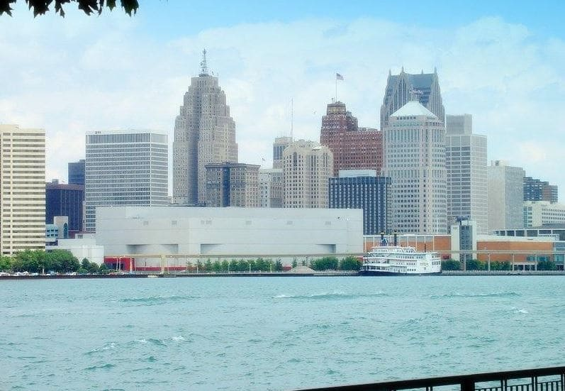 Detroit is the 23rd most populous city in America