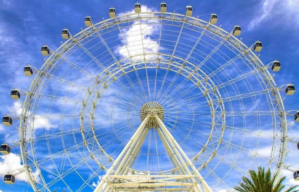 Theme park in Orlando