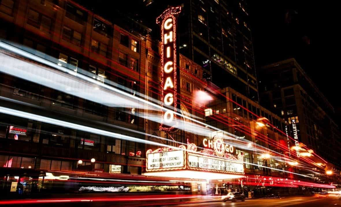 Planning your staycation activities around a visit to The Chicago Theatre