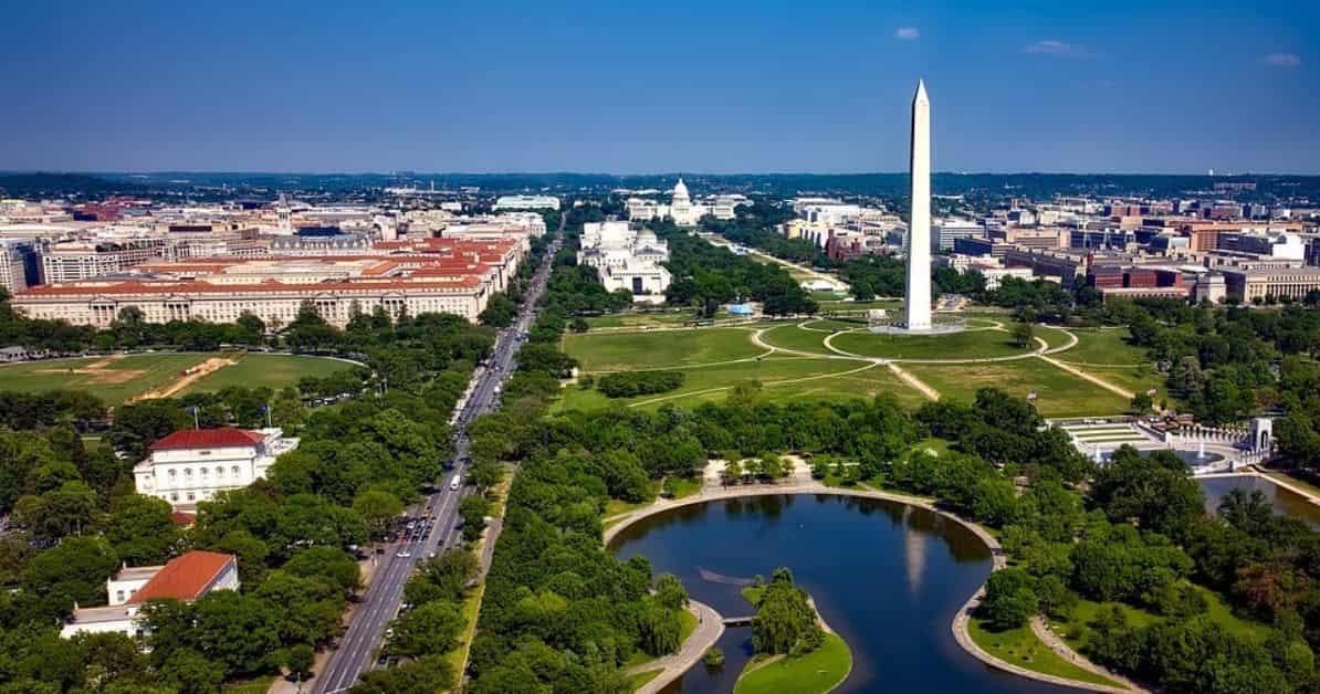 Changes in Rent: Washington D.C. 2019