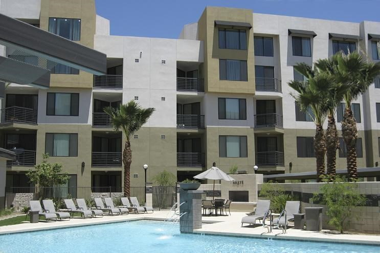 Luxury apartment in Phoenix