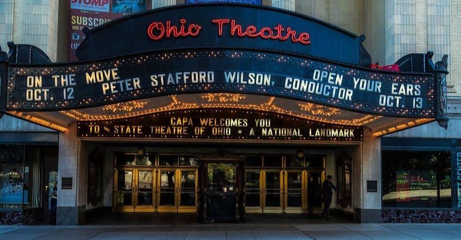 Ohio Theatre in Columbus