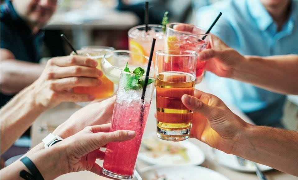 Enjoy Miami cocktails at the South Beach