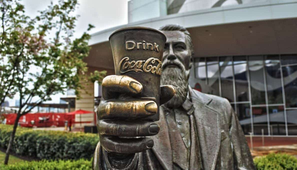 The World of Coca-Cola museum offers multiple exhibits
