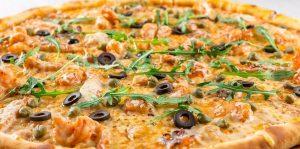 Blue Moon Pizza in Buckhead Village