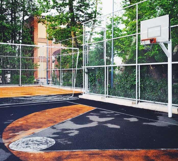 basketball court nyc