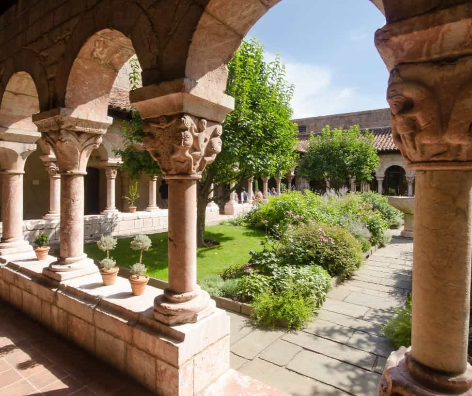 the cloisters museum in inwood nyc